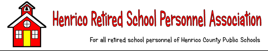 Henrico Retired School Personnel Association